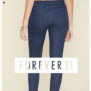 Forever 21 Skinny Jeans 🚗🎉